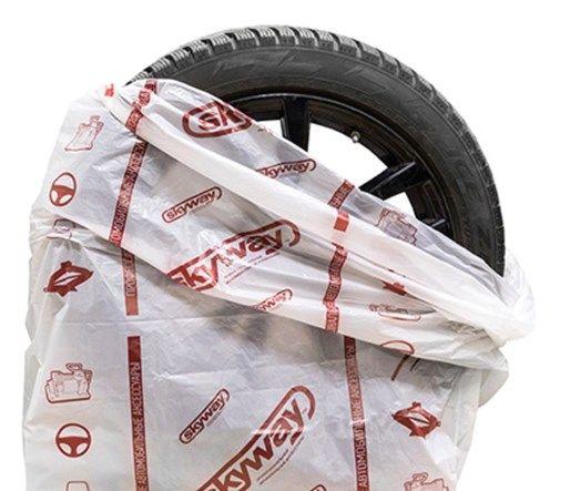 Мешки для хранения автомобильных шин